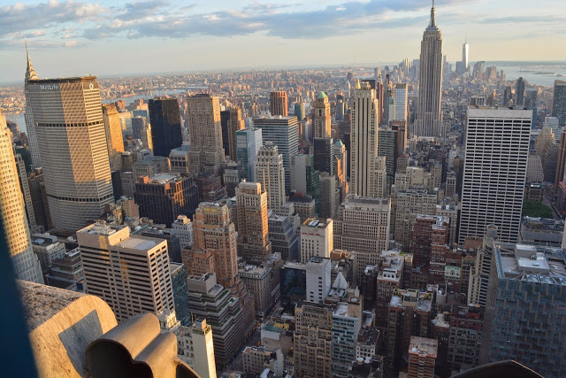 A foodie's travelogue #1 – New York