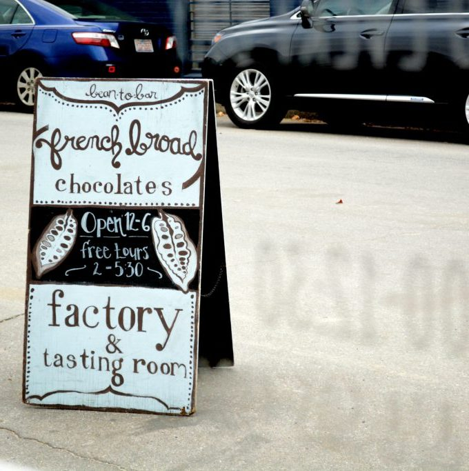 A foodie's travelogue #3: French Broad Chocolate, Asheville, North Carolina