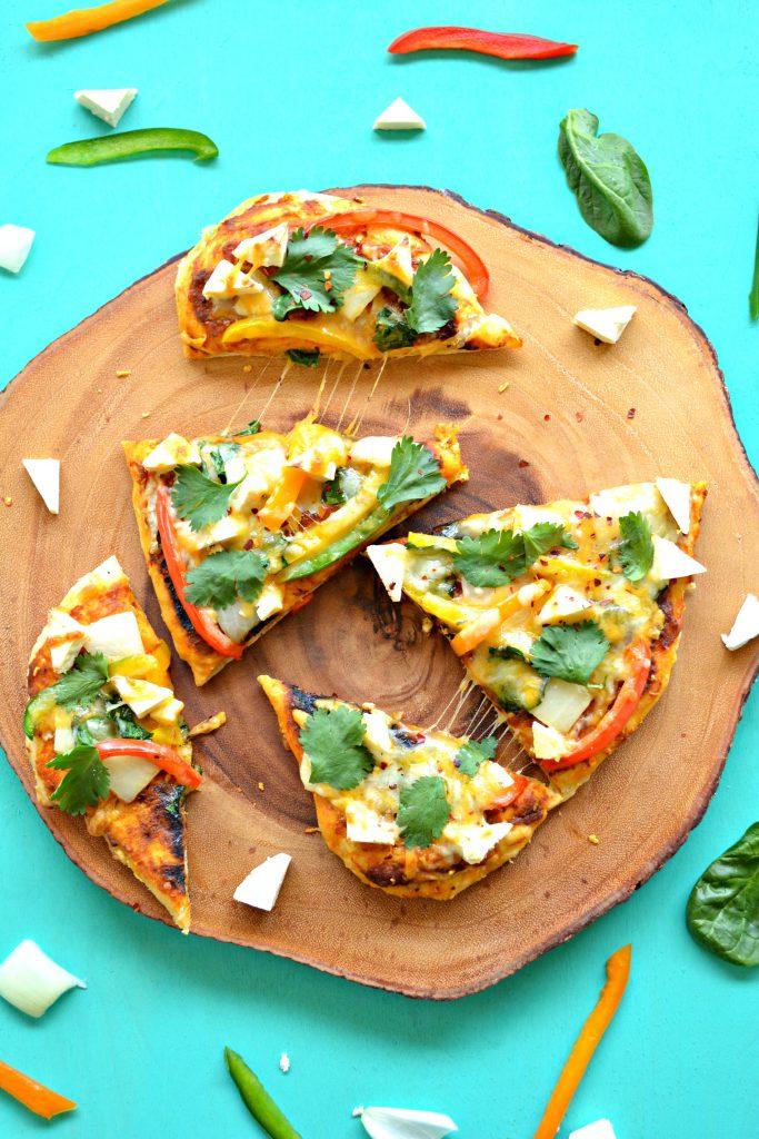 35 minute desi pizza