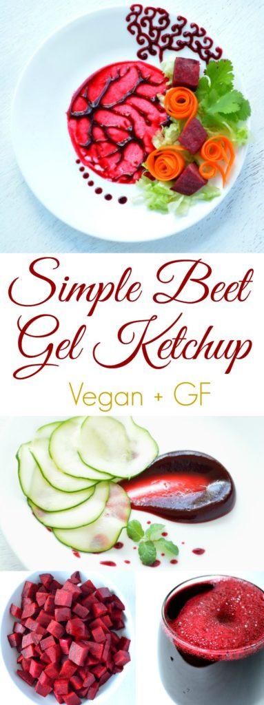 Beet Gel Ketchup Pin 2