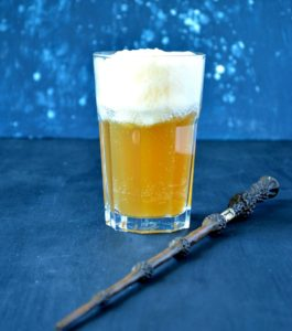 Non-alcoholic Butterbeer