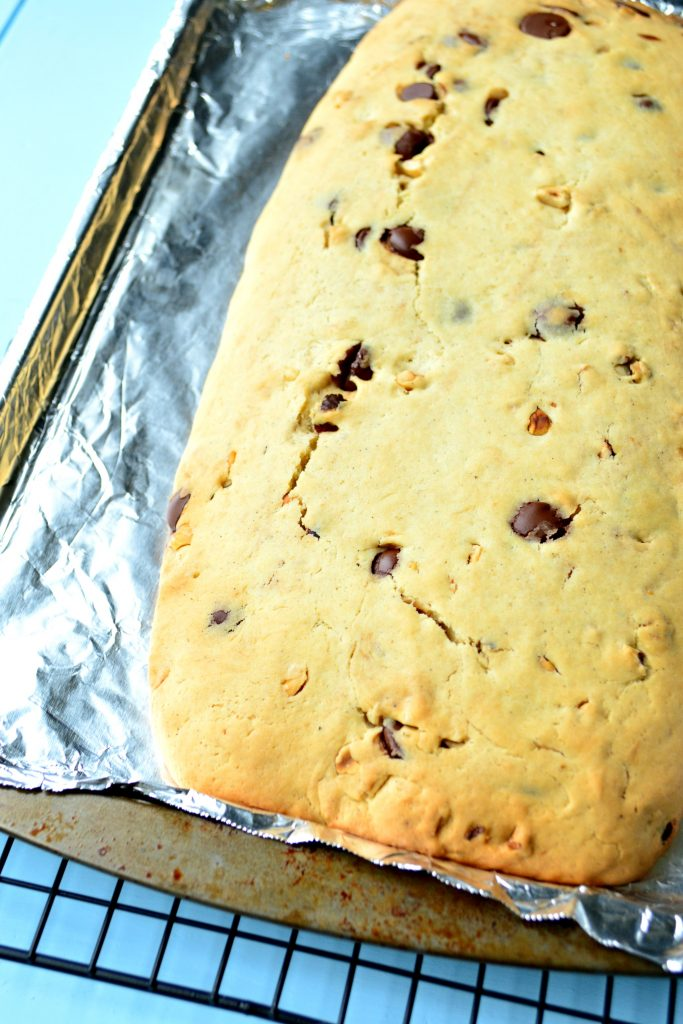 Hazlenut chocolate Biscotti 3