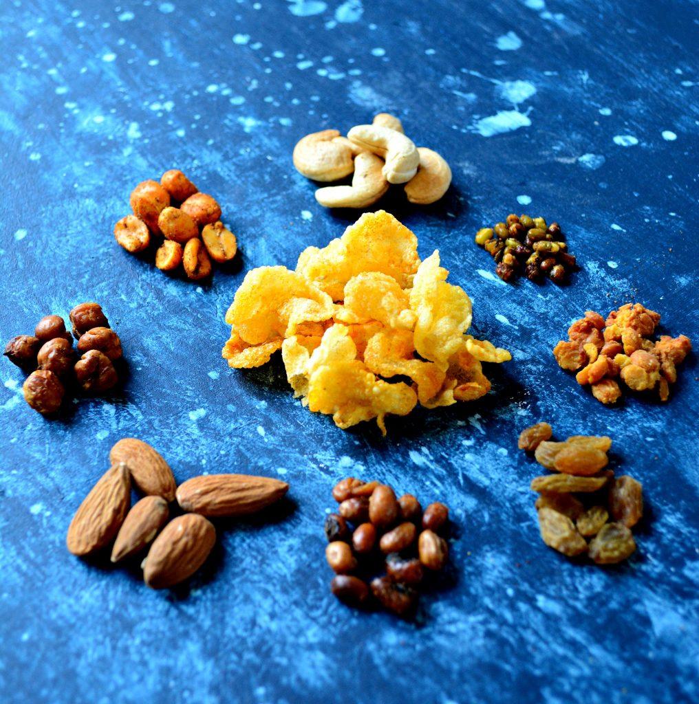 Navratna Mixture ingredients
