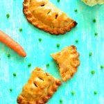 Savoury Veggie pies