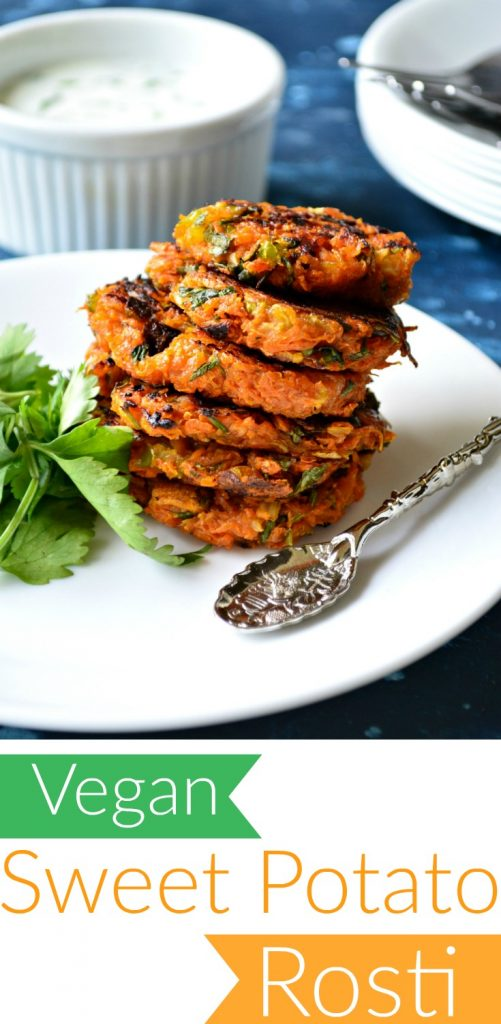 Sweet Potato Rosti Pin