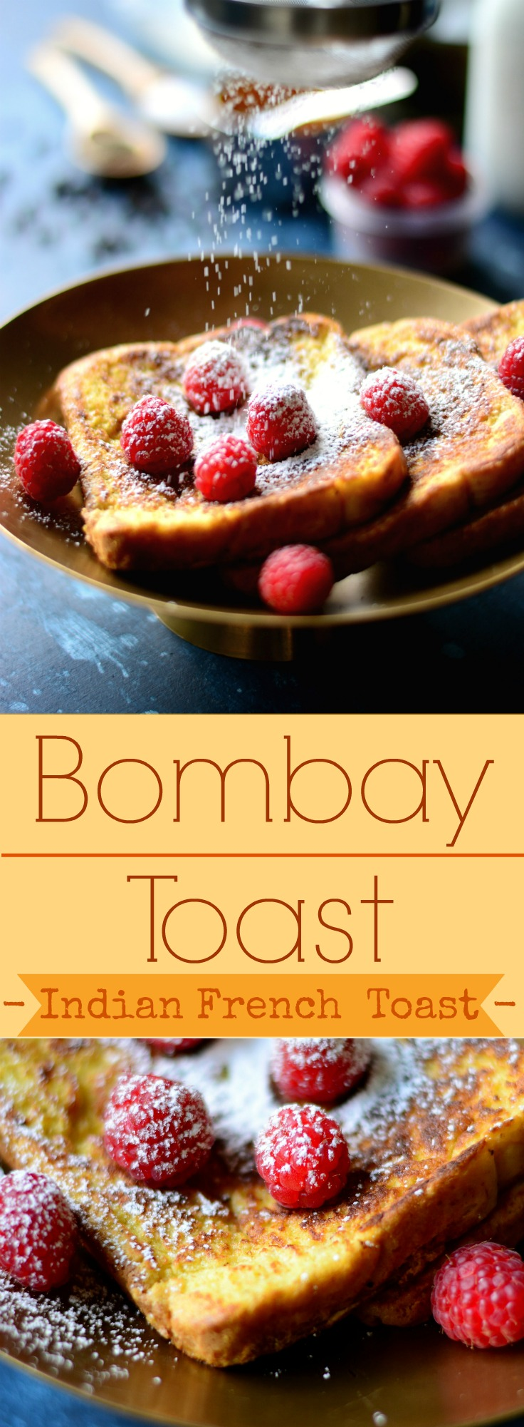 Bombay Toast pin