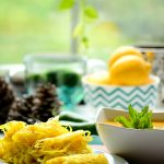 Vegan Roti Jala – Malaysian Net/Lace Pancakes