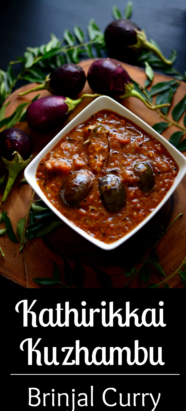 Brinjal curry Pin