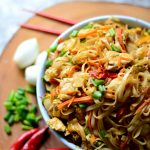 Simply Stir-fried Noodles