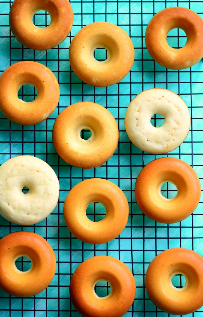How To Make Cake Donuts Without A Donut Pan