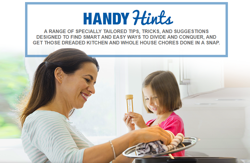 Hefty Handy Hints