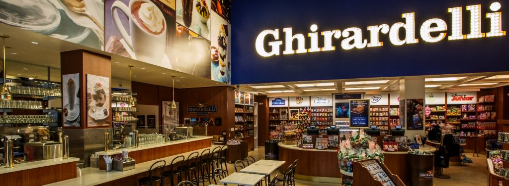 Delicious Eats in the Los Angeles Area - ghirardelli