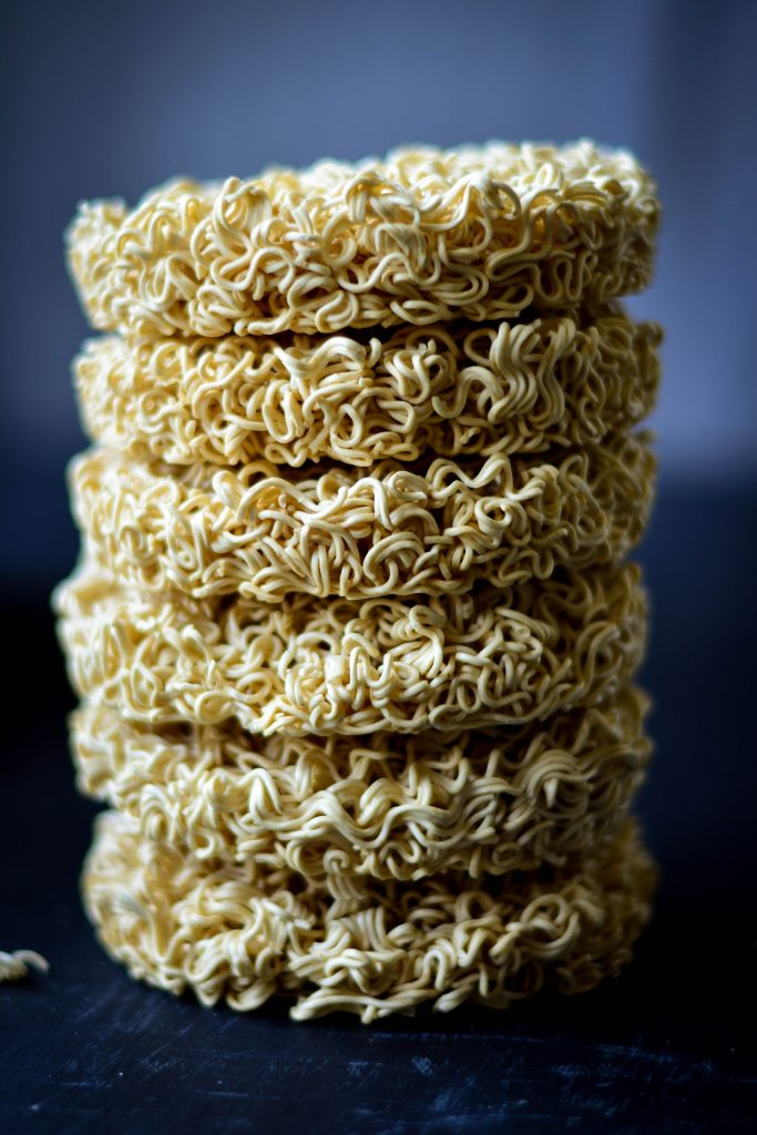 Dried Ramen Noodles