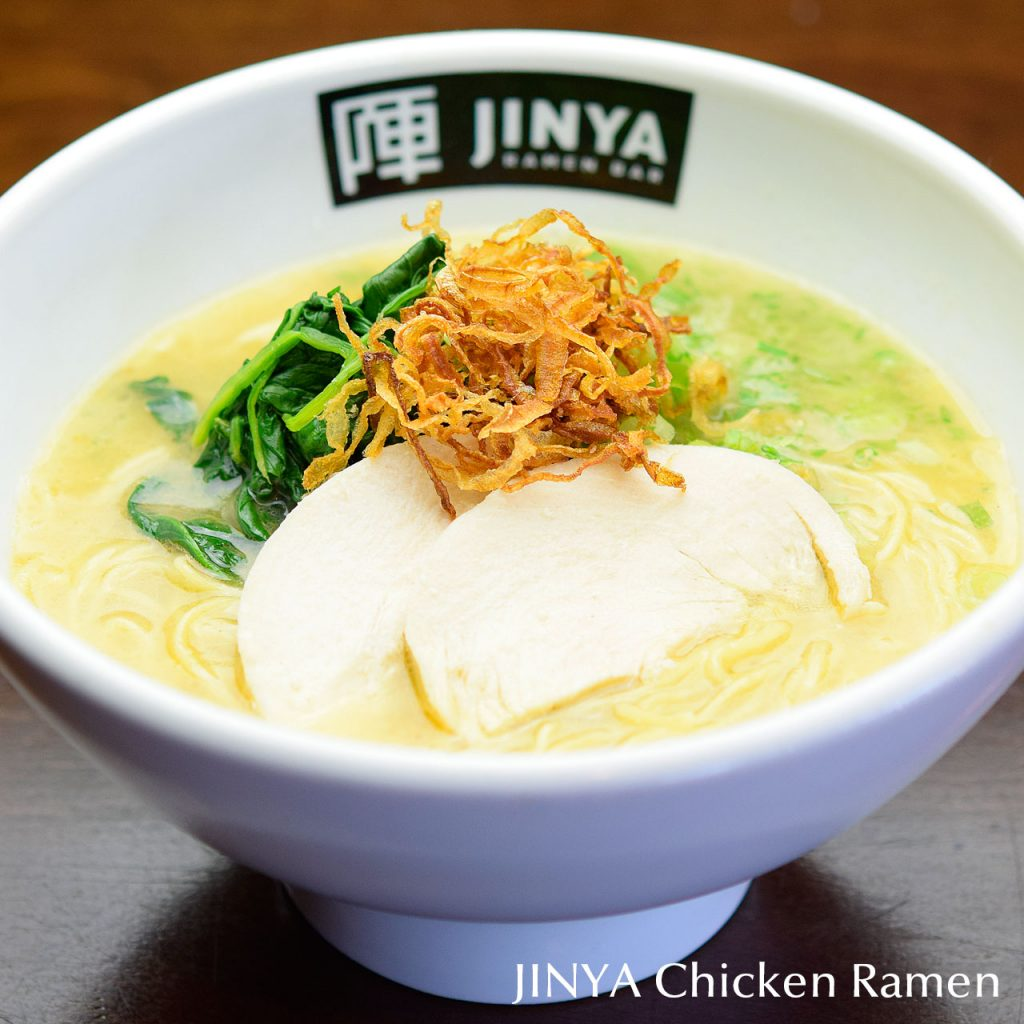 Delicious Eats in the Los Angeles Area - Jinya Ramen