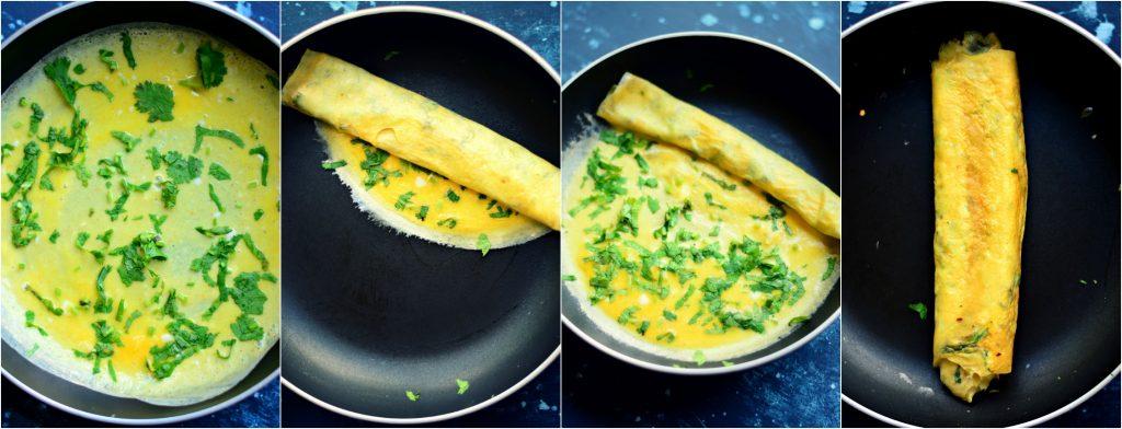 Making Tamagoyaki
