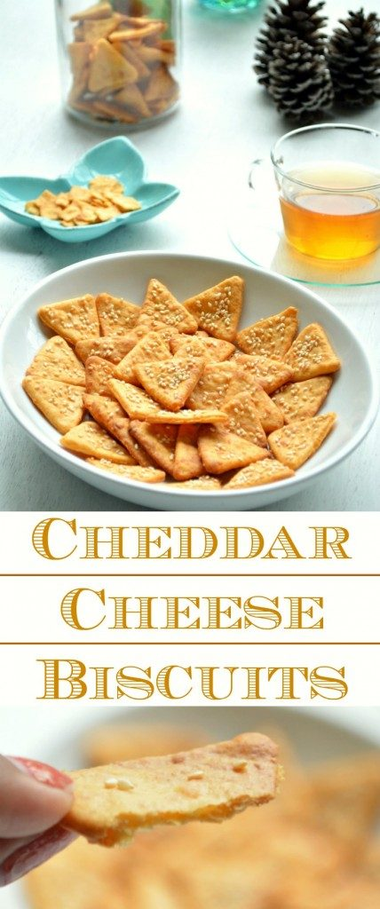 Cheddar Cheese Biscuit Pin