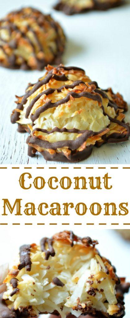 Coconut Macaroon Pin