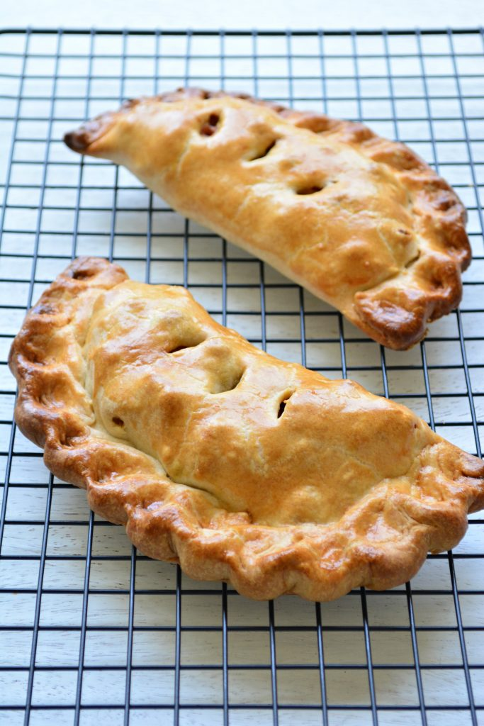 Savory Veggie Hand Pies