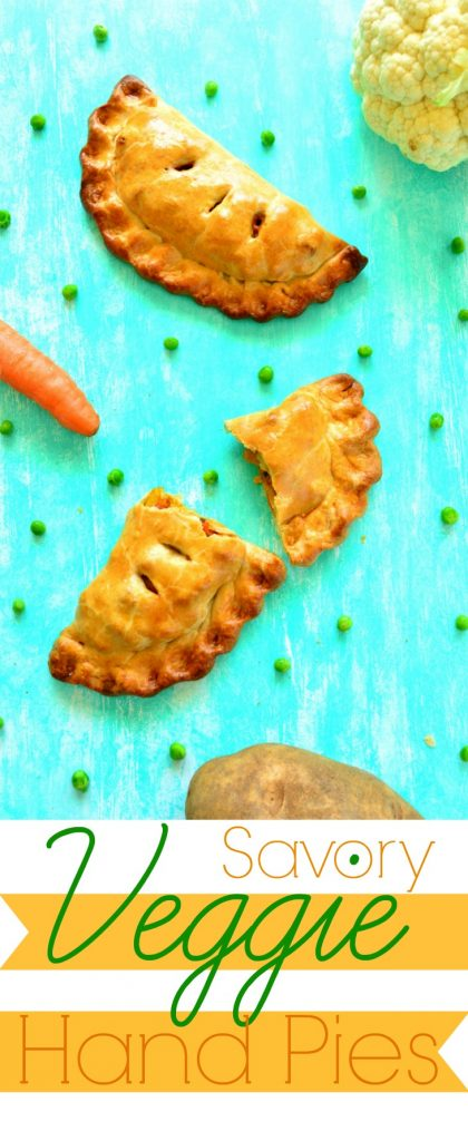Savory Veggie Pie Pin
