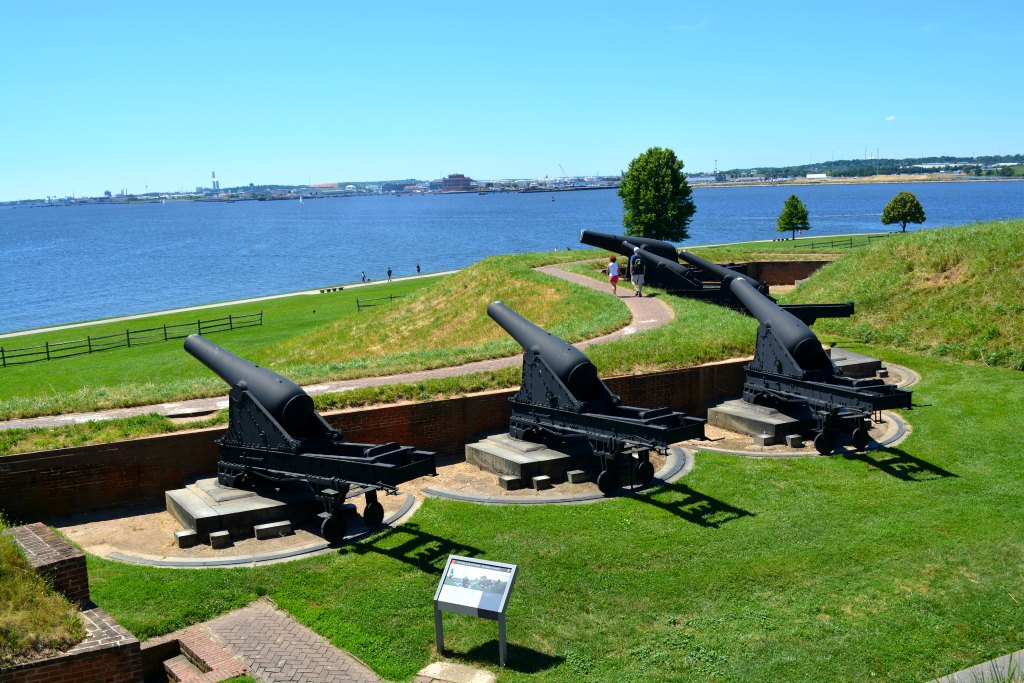 Fort McHenry Views