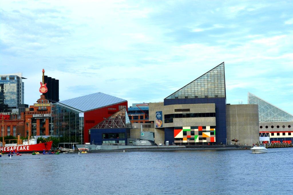 Baltimore Inner Harbour