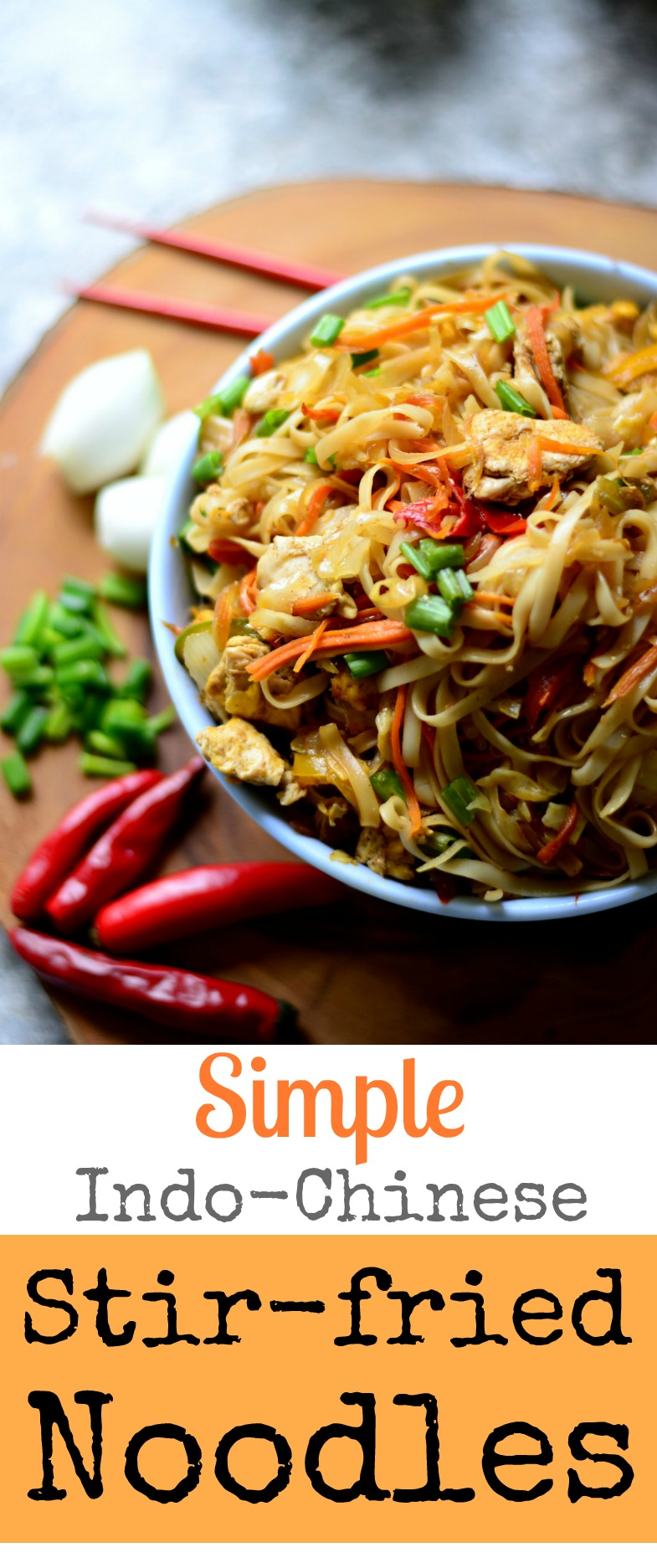 Stirfried Noodles Pin