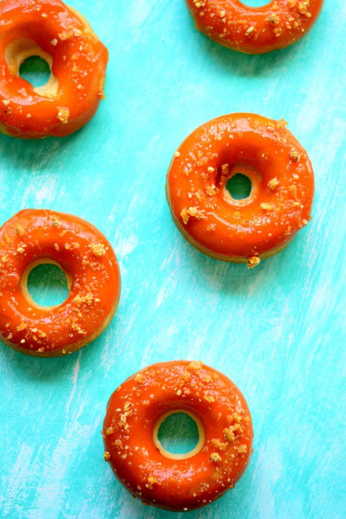 glazed-peach-jelly-donuts-2