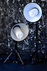 Artificial Lights for Food Photography