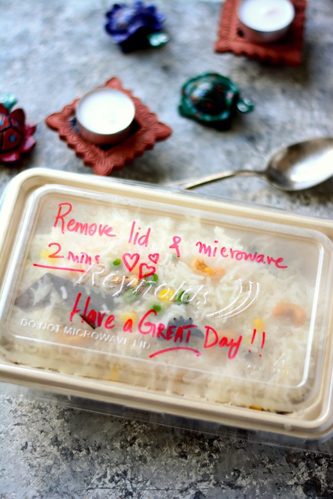 Stock your homes with Reynolds Heat & Eat containers this holiday season to make leftover and goodies management a breeze!