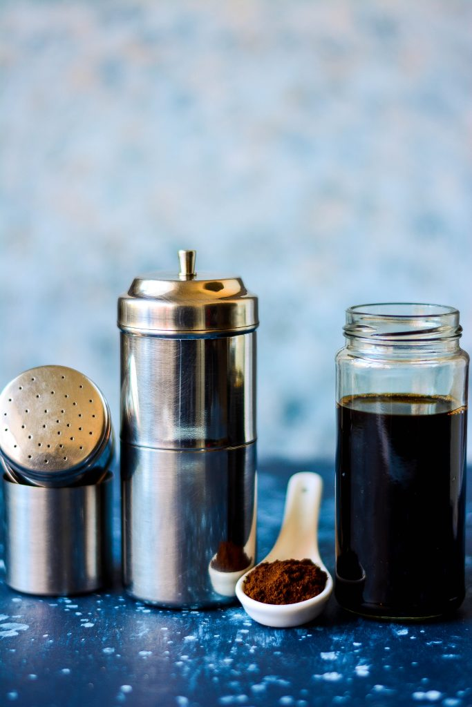 Make authentic Southern Indian Filter Coffee with a modern and sleek device - meet BUNN, my new morning buddy!