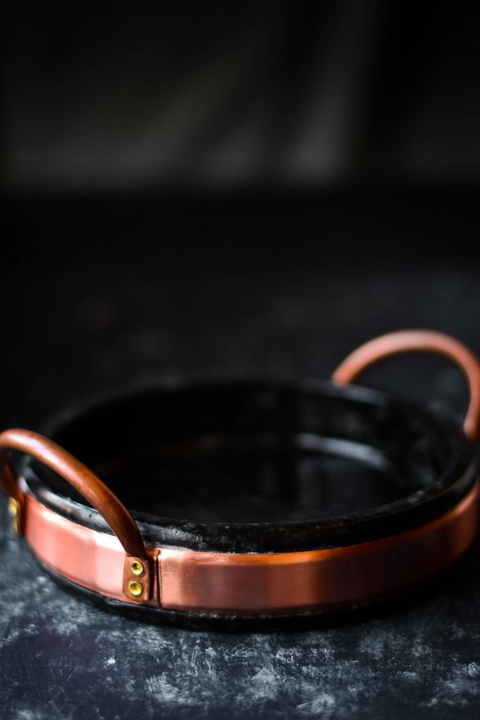 Soapstone pan