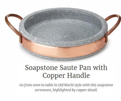 soapstonesaute-pan
