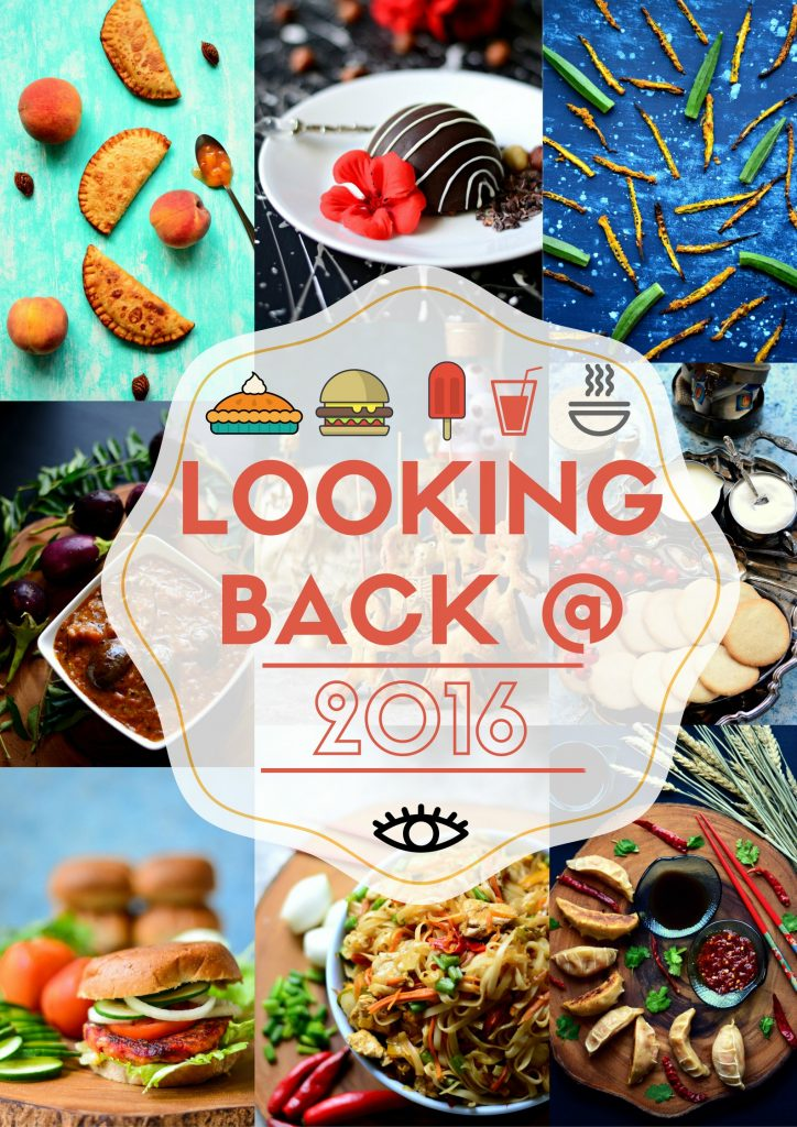 A quick recap of all the delicious goodness that transpired at Love is in my tummy in 2016